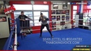 JOSEPH PARKER IN TRAINING CAMP FOR ANTHONY JOSHUA