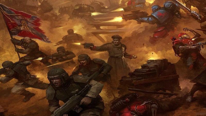 Imperial Guard - Sabaton - Resist and Bite