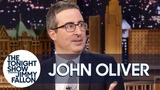 John Oliver's Family Did Not Like His Name Before Beyonc