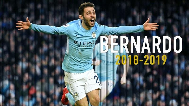Bernardo Silva - Dribbling Skills Goals 2018/19   HD