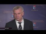 Сергей Носов не принял отчет о проделанной работе руководителя управления архитектуры и градостроительства Колымы