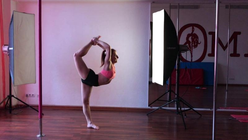 Як все було... Фотосесія з А.Глинським. Школа Танців і Спорту RedMOon Львів