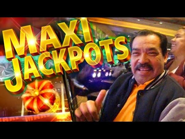 BIG JACKPOT TIME Jackpot Streams - 2c KONAMI Video Slots