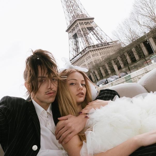 """Бывшая солистка """"Serebro"""", Катя Кищук, вышла замуж в Париже"""