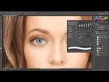 Maquillaje de ojos/ Retoque fotográfico/ Tutorial Photoshop.