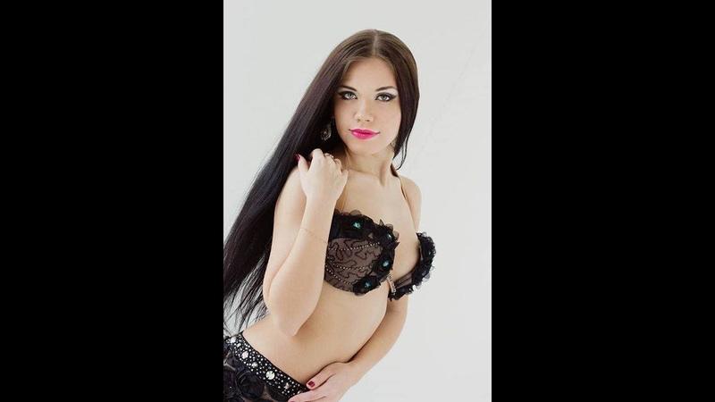 BELLY DANCER FROM Russia POLINA VOLOSKOVA Fever