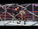 New Age Outlaws Vs Cody Rhodes Goldust - WWE Tag Team Championships - Tag Team Steel Cage Match - RAW 03.02.2014