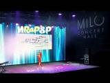Ира PSP выступление на XIV Фестивале моды «Ритм... Звук... Образ...»  в Milo Сoncert Нall (2017)