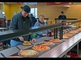 CiCi's PIZZA $4.99 - ешь, сколько съешь)) - американская еда