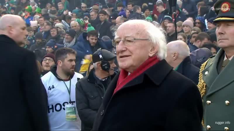 Майкл Хиггинс - Президент Ирландии