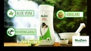 NuZen Herbals Protein Shampoo