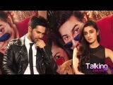 Varun Dhawan And Alia Bhatt Fun Exclusive On Humpty Sharma Ki Dulhania Part 2