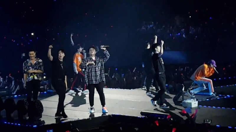 [180630] Super Junior - Super Show 7 Manila - Sorry Sorry Mr. Simple