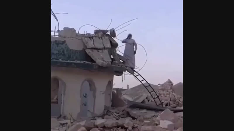 Можно уничтожить мечети... - Но призыв уничтожить НЕВОЗМОЖНО.