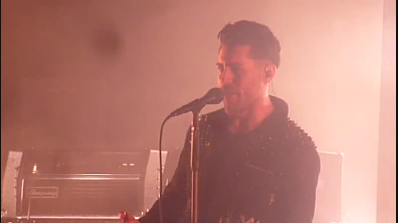 AFI - BREAK ANGELS - FIRST TIME EVER NEW SONG @ ACE OF SPADES SACRAMENTO 12_⁄9_⁄18