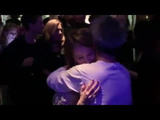 В сети появилось видео романтического танца Собчак и Богомолова