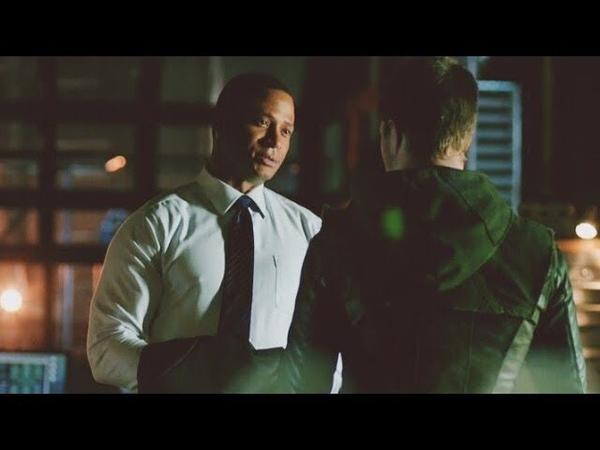 Оливер переживает за Лорел, а Джон Дигл начал слежку за Мойрой Куин