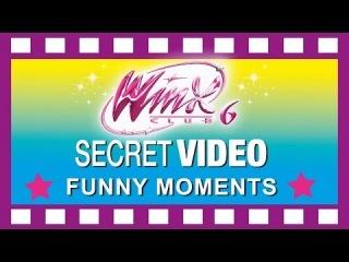 Winx Secret Video 6th Series - Magic Smile!