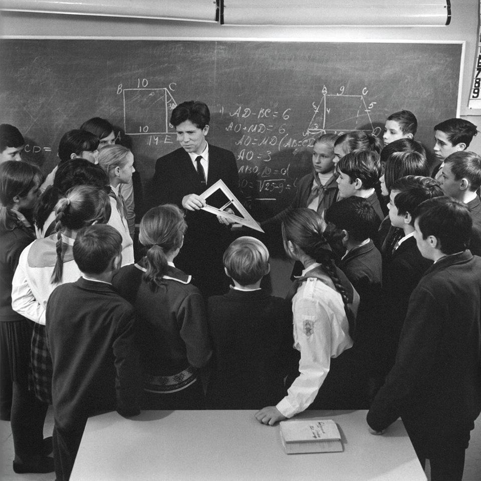 Заметки бывшего учителя: Рижская школа 25 лет спустя