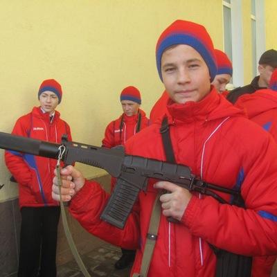 Николай Ланеев, 18 мая , Оренбург, id164424595