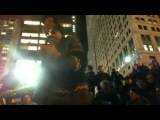 Oct 6, 2011 Jeff Mangum live at Occupy Wall Street - Liberty Park, NYC (Neutral Milk Hotel)