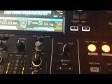 Dj Peter Nord mixing Pioneer XDJ-RX2 Stockholm 17.08.2018 Dubstep