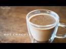 冬の定番!ヴィーガンホットチョコレートの作り方:How to make Hot Chocolate Veggie Dishes by Peaceful Cuisine