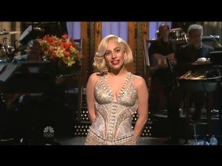 Lady Gaga — Applause (Live SNL  HD