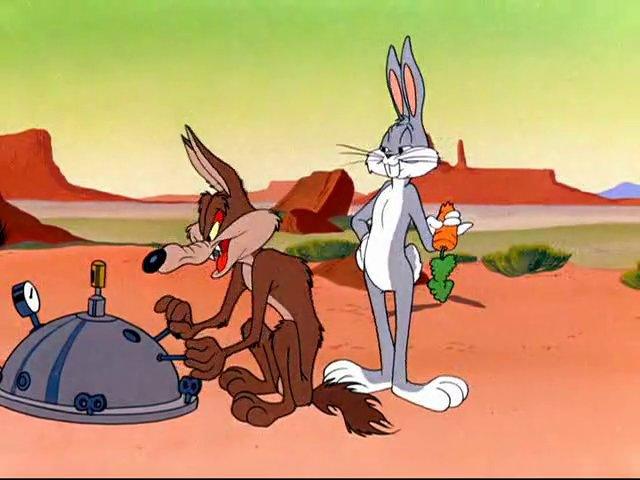 Looney Tunes italia - Bugs Bunny - Operazione coniglio (Operation Rabbit, 1952)