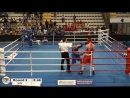 Euro Youth Boxing Championships 2018 Day 2 RING B SESSION 1