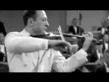 Jascha Heifetz plays Introduction and Rondo Capriccioso by Camille Saint-Sa