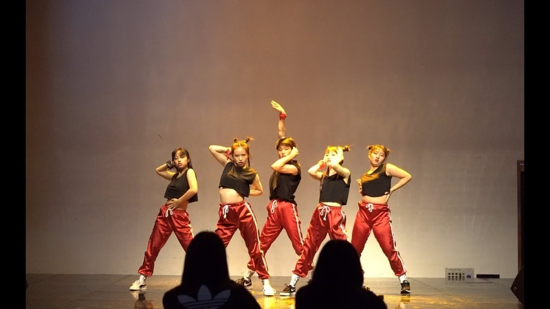 SLAG D STREET Another Side (Youth) l K-Queens l Choreography, Girlish