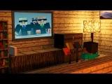 MiN3craft анимация (Обычная ночь в майнкрафте)