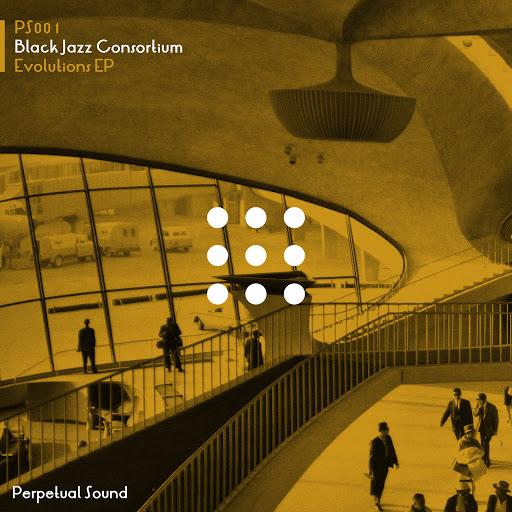 black jazz consortium альбом Evolutions EP