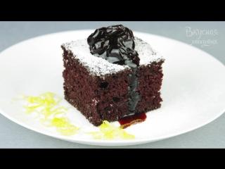 БЫСТРЫЙ постный шоколадный пирог Рецепт самый простой! Ну, очень вкусно