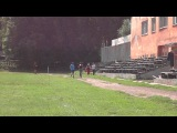 КОИ-Чувашия. Бег на 100 метров (г. Чебоксары, 25.08.2013 г.)