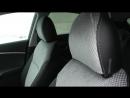 Авточехлы из экокожи для Хендай Ай 30 2 поколение Обзор и установка авточехлов
