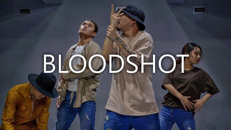 Lexy Panterra - Bloodshot | HAW choreography | Prepix Dance Studio