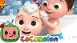 Bath Song CoCoMelon Nursery Rhymes &amp Kids Songs