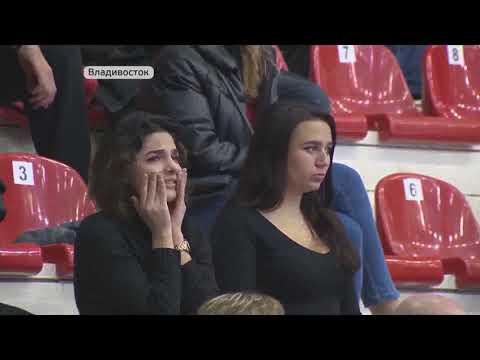 Приморские «спартаковцы» сокрушили ведущую команду Суперлиги