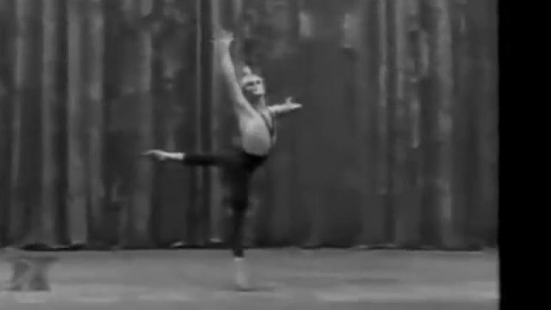 28.07.1958 Yuri Soloviev in Le Corsaire Юрий Соловьев в Корсаре(10.08.2018 78th birthday 78-й день рождения)