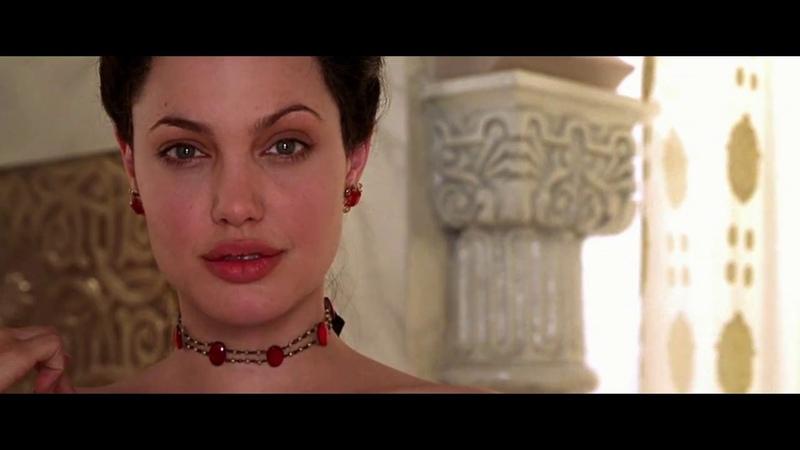 Лучший момент Анджелина Джоли и Антонио Бандерас в фильме Соблазн Original Sin 2001 г