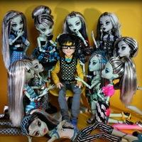 Куклы монстер хай самые редкие