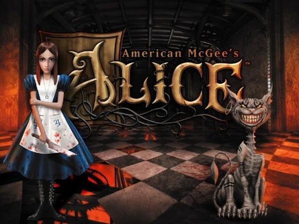 Разбор пикселей №2 - Обзор игры Американ Макги : Алиса(American McGee's Alice)