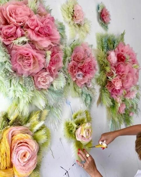 Марианне Эриксен Скотт-Хансен не нужно беспокоиться о том, что ее цветы увянут