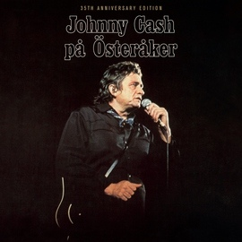 Johnny Cash альбом På Österåker
