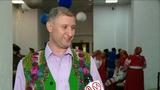 В Новом Уренгое завершился фестиваль народной музыки и танца Мы славяне, мы едины
