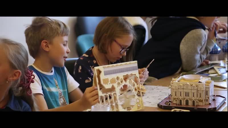 Союз Маринс Групп организовал благотворительный детский праздник в воскресной школе при храме Сергия Радонежского