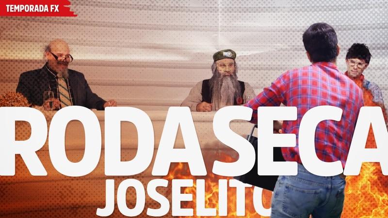 Programa Roda Seca Feat. João Gordo | Joselito