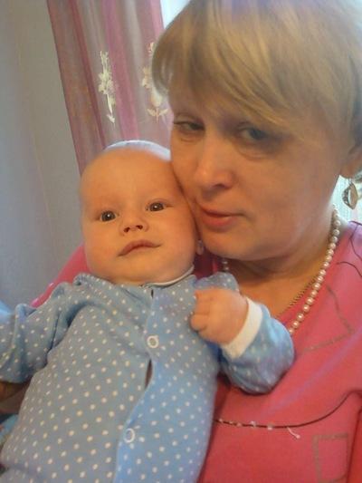 Тамара Яшина, 20 июля 1964, Челябинск, id160337467